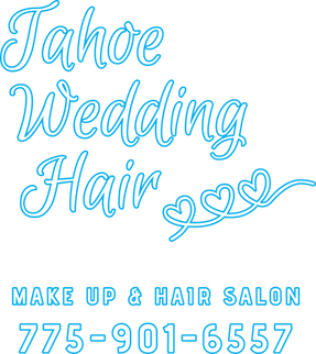 Tahoe Wedding Hair