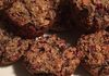 Gluten Free Cranberry Banana Coconut Muffins