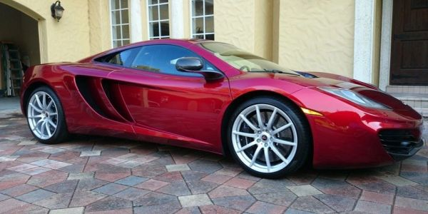 McLaren Detailed by Clean Detail Auto Spa. Envy Ceramic Coating