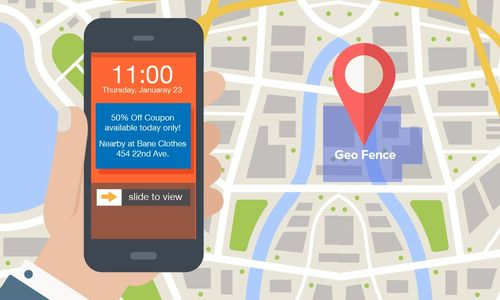 GEOFENCING AD SERVICES