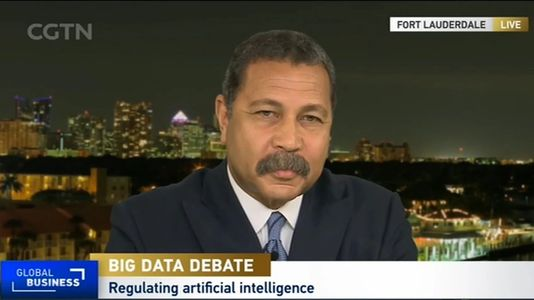Adonis Hoffman, artificial intelligence, AI, regulation Clearview AI, facial recognition technology