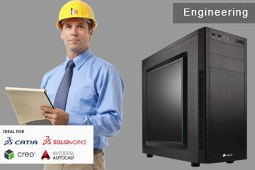 Workstations used for Engineering are performance based reliable computing