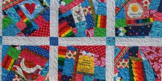 Totally Crazy Quilt Pattern