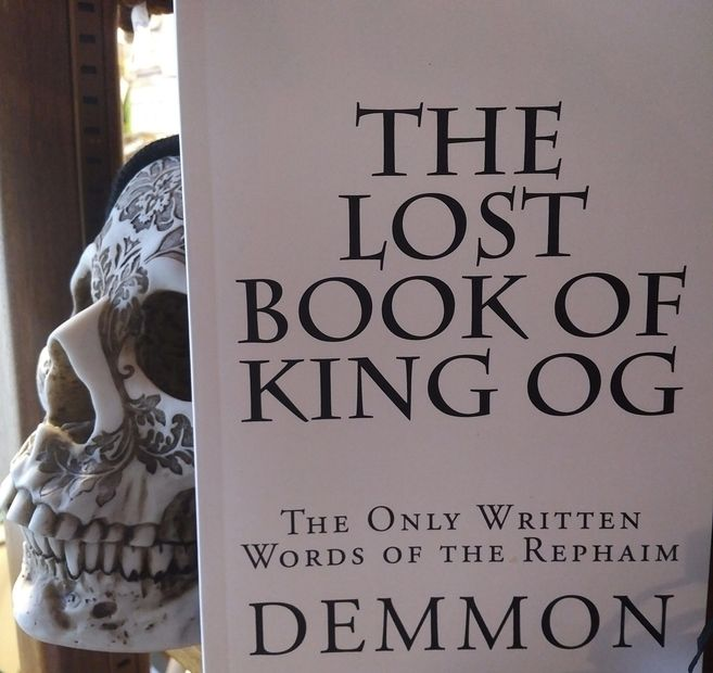 THE LOST BOOK OF KING OG is currently available at: AMAZON. Please click this box.