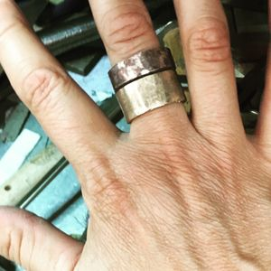hand made rings ring workshop wedding band workshop jewelry workshop