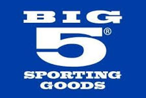 B2B Commercial Moving Company.  Mindful Movers proudly moved Big 5 Sporting Goods store.