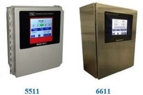 TSC 5511 and 6611 Universal Filler - Checkweigher Controllers