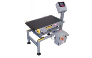 Intermediate In-Motion Checkweigher for packages  up to 22 kg