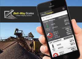 Belt Scale Online Data Collection and Reporting. Production Data. Down Time