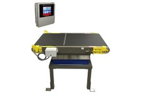Heavy Duty In-Motion Checkweigher with capacities up to 1000 kg