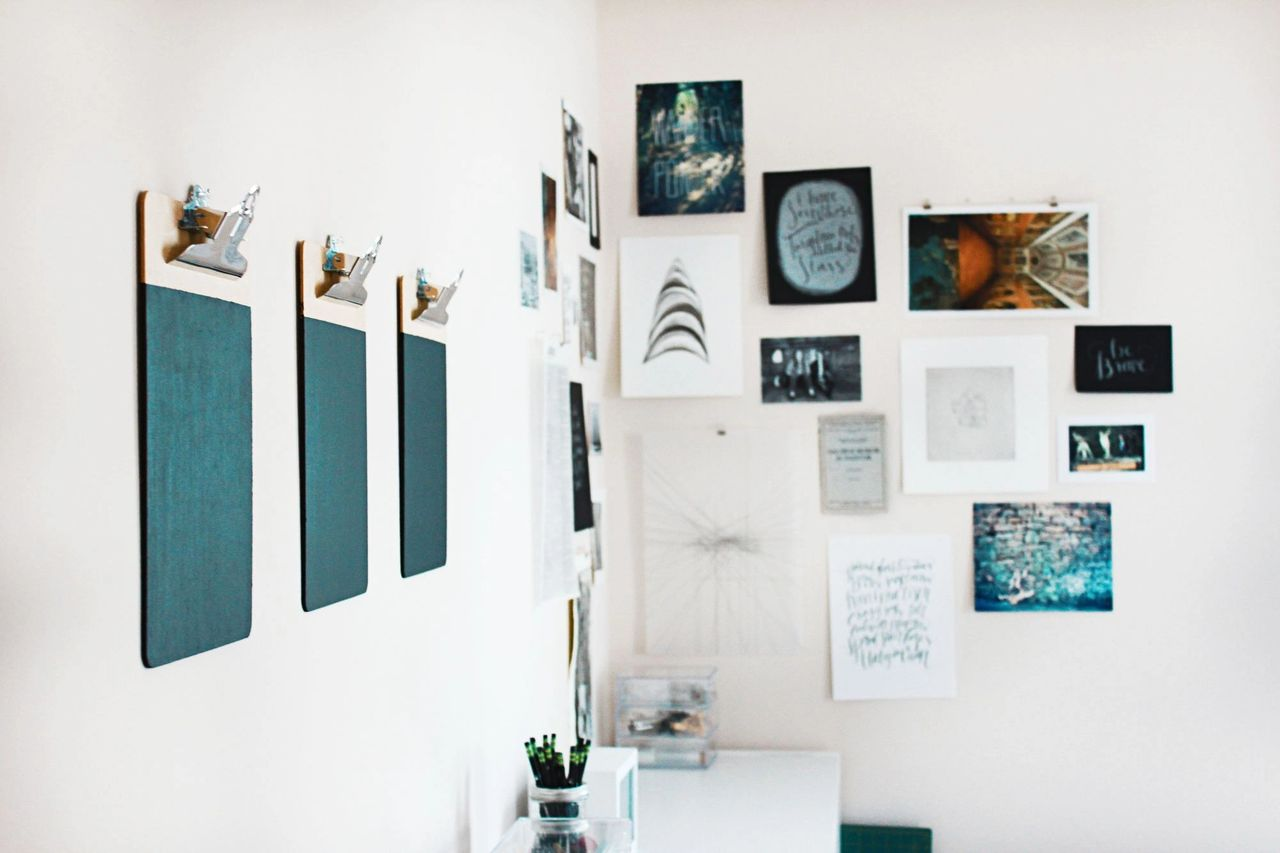 7 Creative Ideas To Turn Your Basement Into A Chic Home Office
