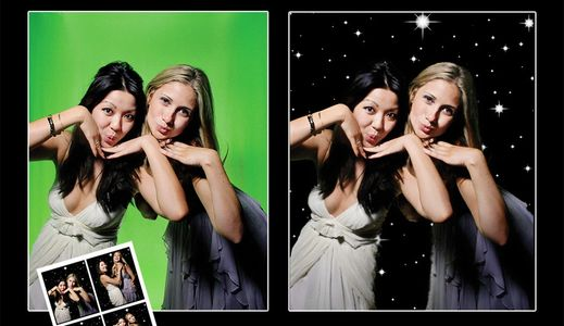 EventOne green screen photo booth Orlando Apopka
