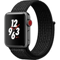 Apple Watch Nike+ Series 3 - 38mm Cellular MQL82LL/A