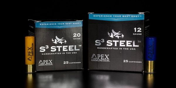 Apex Ammunition S3- Super Steel Shot Waterfowl