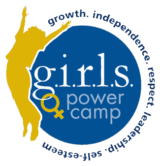 GIRLS power camp - Haldimand & Norfolk - growth - independence - respect - leadership - self-esteem