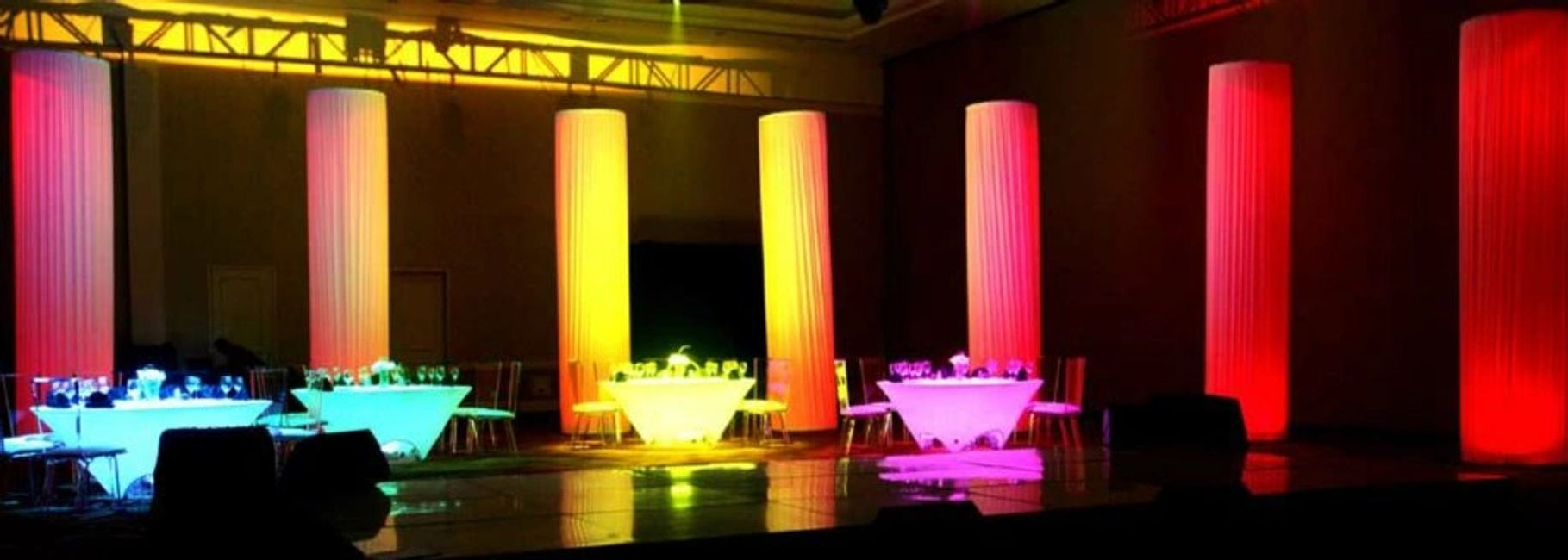 Wedding DJ Tampa | Up-Lighting | Central Florida Weddings