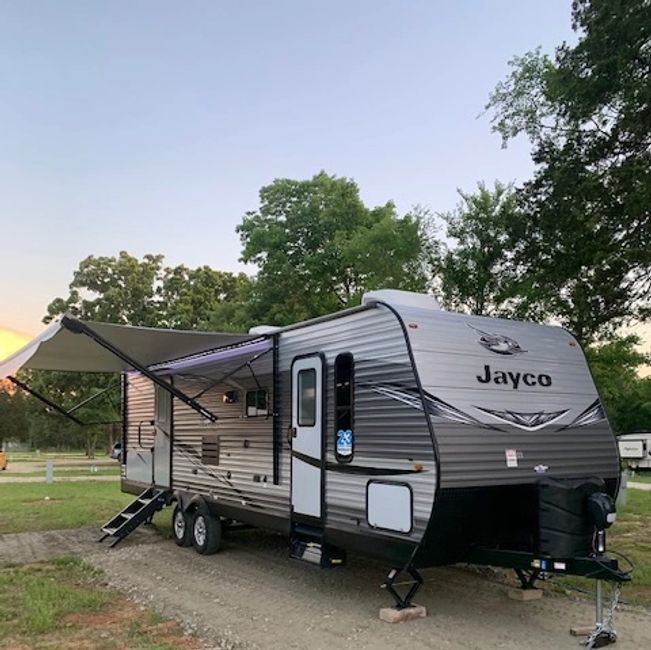 2020 Jayco travel trailer for rent