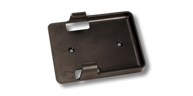 Order additional mounting brackets to mount your Standard Pro LineAlarm in multiple locations.