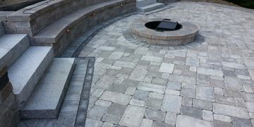 hardscape, outdoor living, patio, masonry, landscape