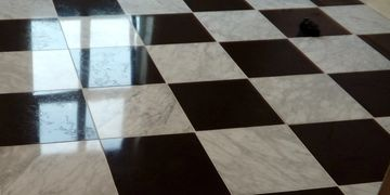 Stone floor cleaning Nottinghamshire, natural stone cleaning, minton floor cleaning