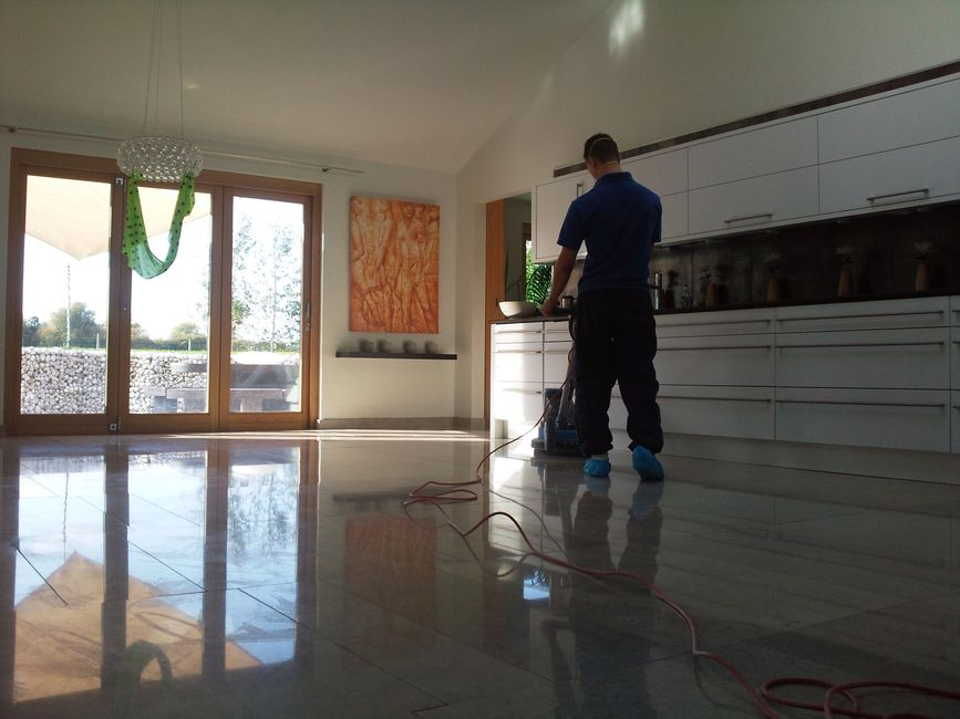 Warwickshire floor cleaning and restoration