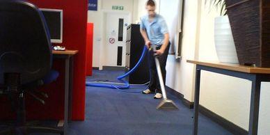 office carpet cleaning in Nottingham, office carpet cleaning in Derbyshire, commercial cleaners