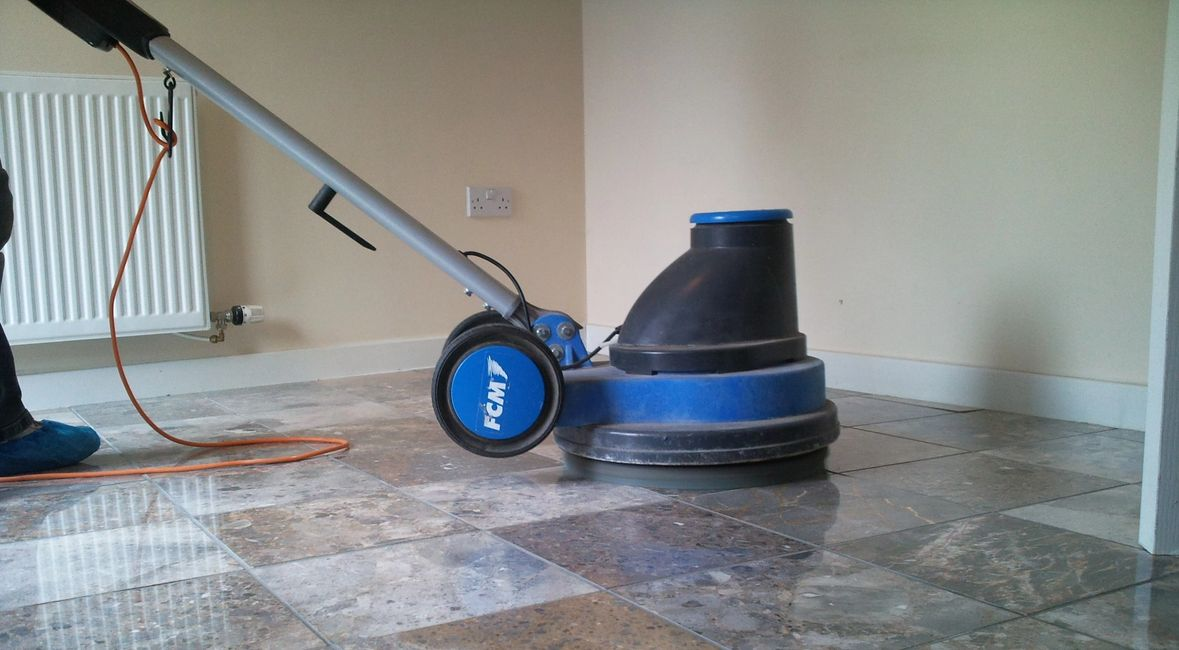 Stone floor cleaning specilists in Nottingham and Derbyshire