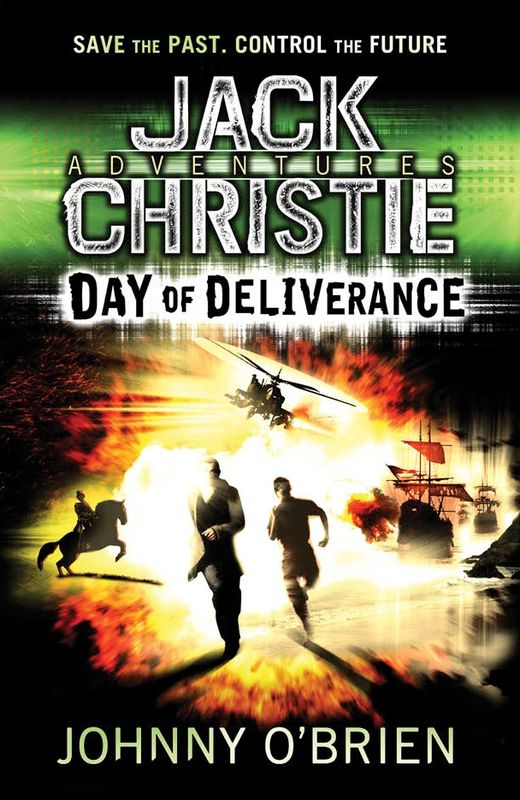 Day of Deliverance - Cover design by www.the-parish.com. Originally published by Bonnier Zaffre / Templar publishing