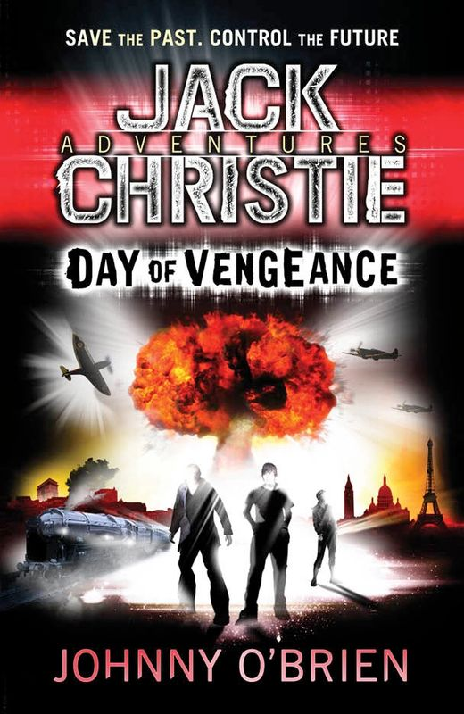 Day of Vengeance - Cover design by www.the-parish.com. Originally published by Bonnier Zaffre / Templar publishing
