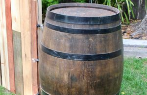 Wine Barrel rental wedding rentals sacramento
