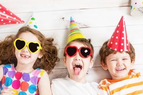 We host kids birthday parties and toddler birthday parties at Free Spirit Yoga Fitness Play