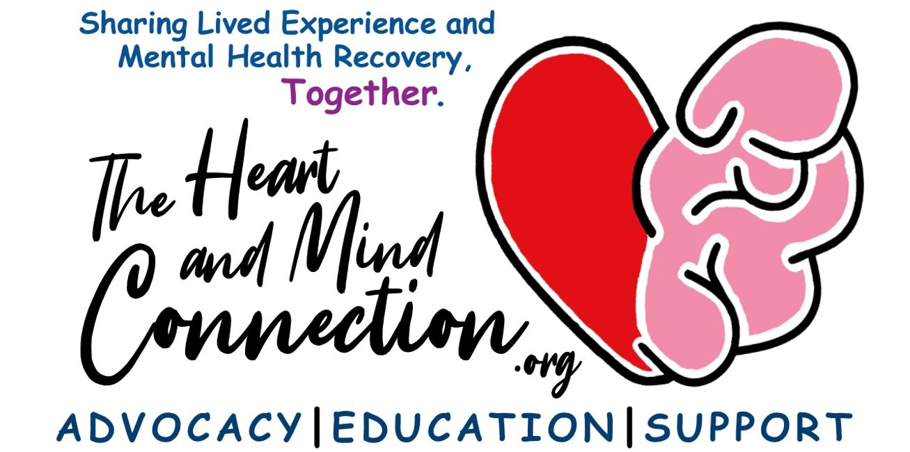 The Heart and Mind Connection Logo