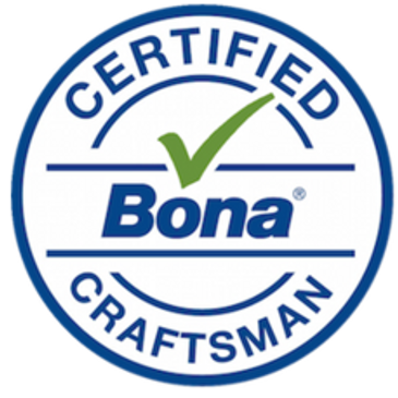 Bona Certified Craftsman. Hardwood floors