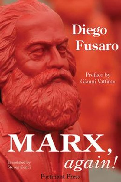 Book cover of Marx, Again! by Diego Fusaro