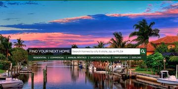 Wagner Realty web page