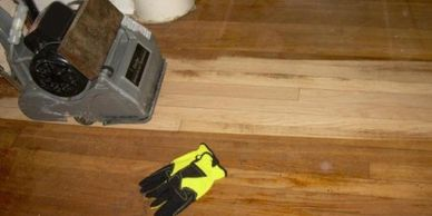wood floor repair, hardwood sanding and refinishing, hardwood staining