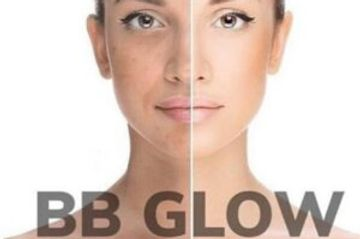 semi permanent facial treatment that evens the skin tone, minimizes dark spots
