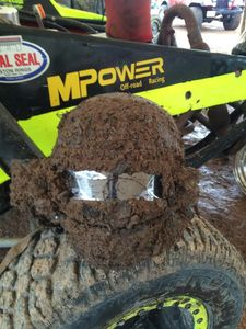 Off road racing in the mud is the key advantage to drivers using a Mud Muncher motorized tear off system.  In many forms of racing dirt track racing, mud bog racing, king of the hammers, dirt oval racing, mega truck racing, dirt kart racing, swamp buggy racing, mud drag racing, atv racing, utv racing, 4x4 mud racing, offroad truck racing, dirt sprint car racing and more.