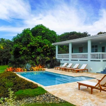 The beautiful RVilla in Rincon, Puerto Rico