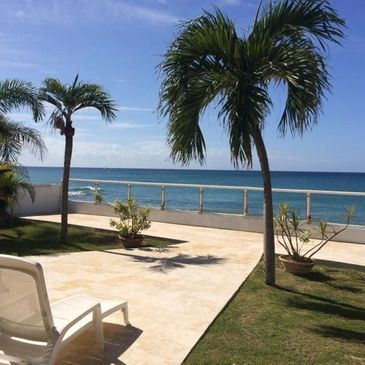 Casa Bonita, inquire about renting this 3 bedroom, 3 bath beach casual home in Rincon