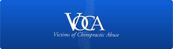 Victims of Chiropractic Abuse