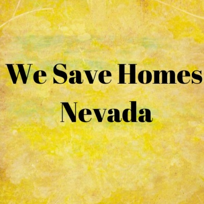 We Save Homes Nevada