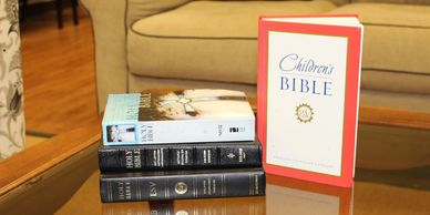 Consider donating Bibles to Mission Gate, especially NIV and NAS translations.