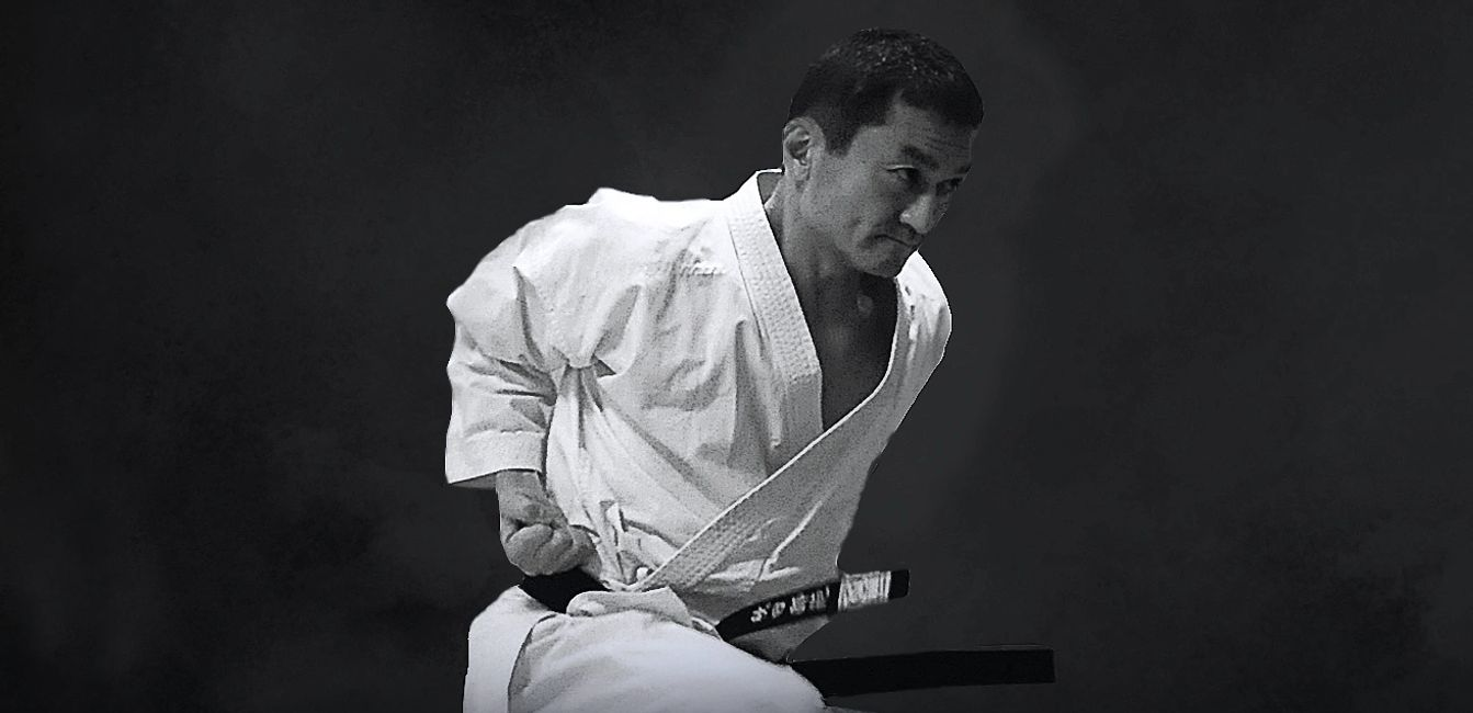 Shinji Akita, Instructor Shotokan Karate, in Limburg & graduate Takushoku University, Tokio, Japan.