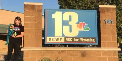 Watch the segment that Meghan was featured in on the morning news with KCWY: NBC for Wyoming.