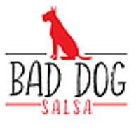 bad dog salsa just a nip draw blood baddogsals leave a mark fresh homemade