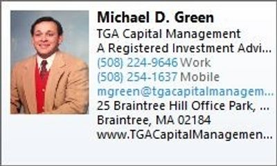 Michael D. Green, A Registered Investment Adviser, providing financial planning, financial planning, asset management, college planning, investment research.