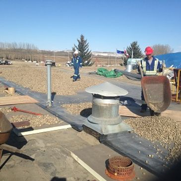 Flat Roofing in Calgary and Area