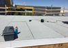 Finished Commercial Flat Roof