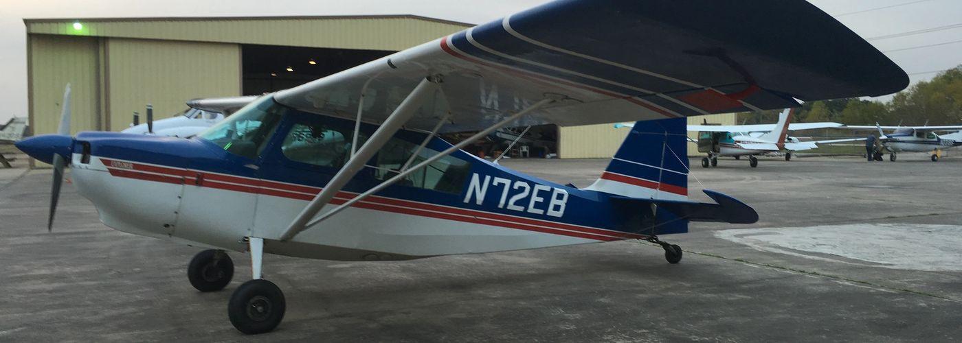 Texas Taildraggers Flight School - Home